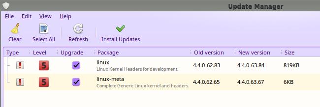Ubuntu 16 04 2 HWE